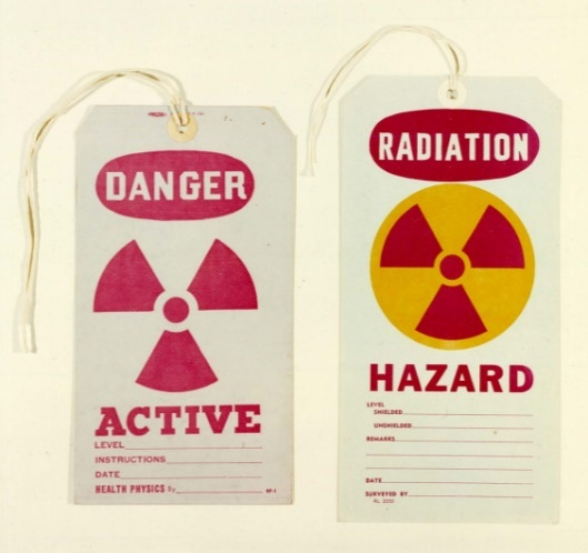 History Of The Radiation Warning Symbol Nuclear Hitchhiker