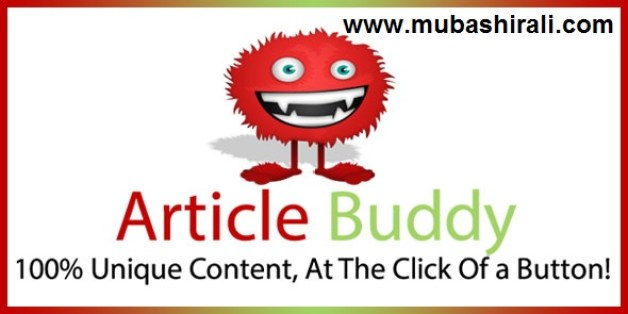 Article Buddy Pro Free Download