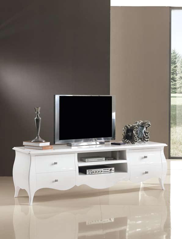 Muebles TV blancos