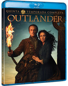 Outlander - Quinta Temporada Blu-ray