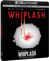 Whiplash - Edición Metálica Ultra HD Blu-ray