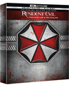 Pack Resident Evil Ultra HD Blu-ray