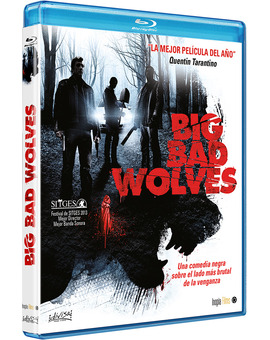 Big Bad Wolves Blu-ray
