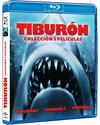 Pack Tiburón 2, 3 y La Venganza Blu-ray