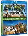 Pack Ninja Turtles + Ninja Turtles: Fuera de las Sombra Blu-ray