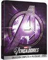 Vengadores Colección Completa - Edición Metálica Blu-ray