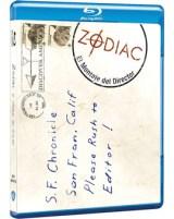 Zodiac Blu-ray