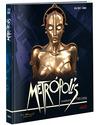 Metrópolis - Edición Libro Blu-ray