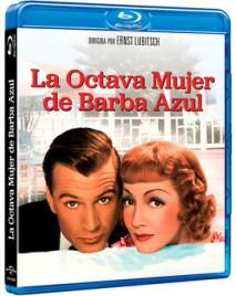 La Octava Mujer de Barba Azul Blu-ray
