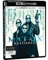 Matrix Reloaded Ultra HD Blu-ray