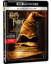Harry Potter y la Piedra Filosofal Ultra HD Blu-ray