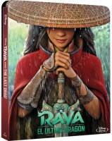 Raya y el Último Dragón - Edición Metálica Blu-ray