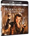 Resident Evil: Ultratumba Ultra HD Blu-ray