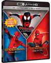 Spider-Man - Colección 3 Películas Ultra HD Blu-ray