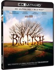 Big Fish Ultra HD Blu-ray