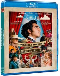 La Increíble Historia de David Copperfield Blu-ray