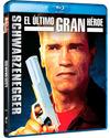 El Último Gran Héroe Blu-ray