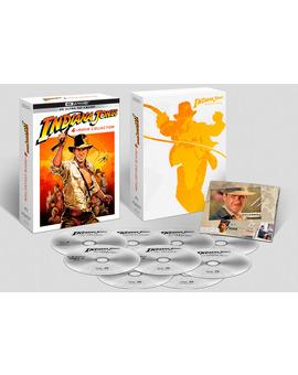 Indiana Jones - Las Aventuras Completas Ultra HD Blu-ray