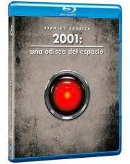 2001: Una Odisea del Espacio Blu-ray
