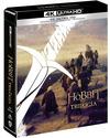 Trilogía El Hobbit - Versión Extendida Ultra HD Blu-ray