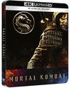 Mortal Kombat - Edición Metálica Ultra HD Blu-ray