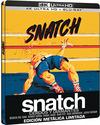 Snatch: Cerdos y Diamantes - Edición Metálica Ultra HD Blu-ray