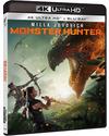 Monster Hunter Ultra HD Blu-ray