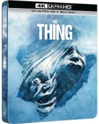 La Cosa - Edición Metálica Ultra HD Blu-ray