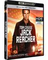 Jack Reacher Ultra HD Blu-ray