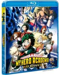 My Hero Academia. Dos Héroes Blu-ray