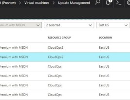 Güncellemelerinizi tek Automation Account ile yönetin! (Microsoft Azure – Update Management)