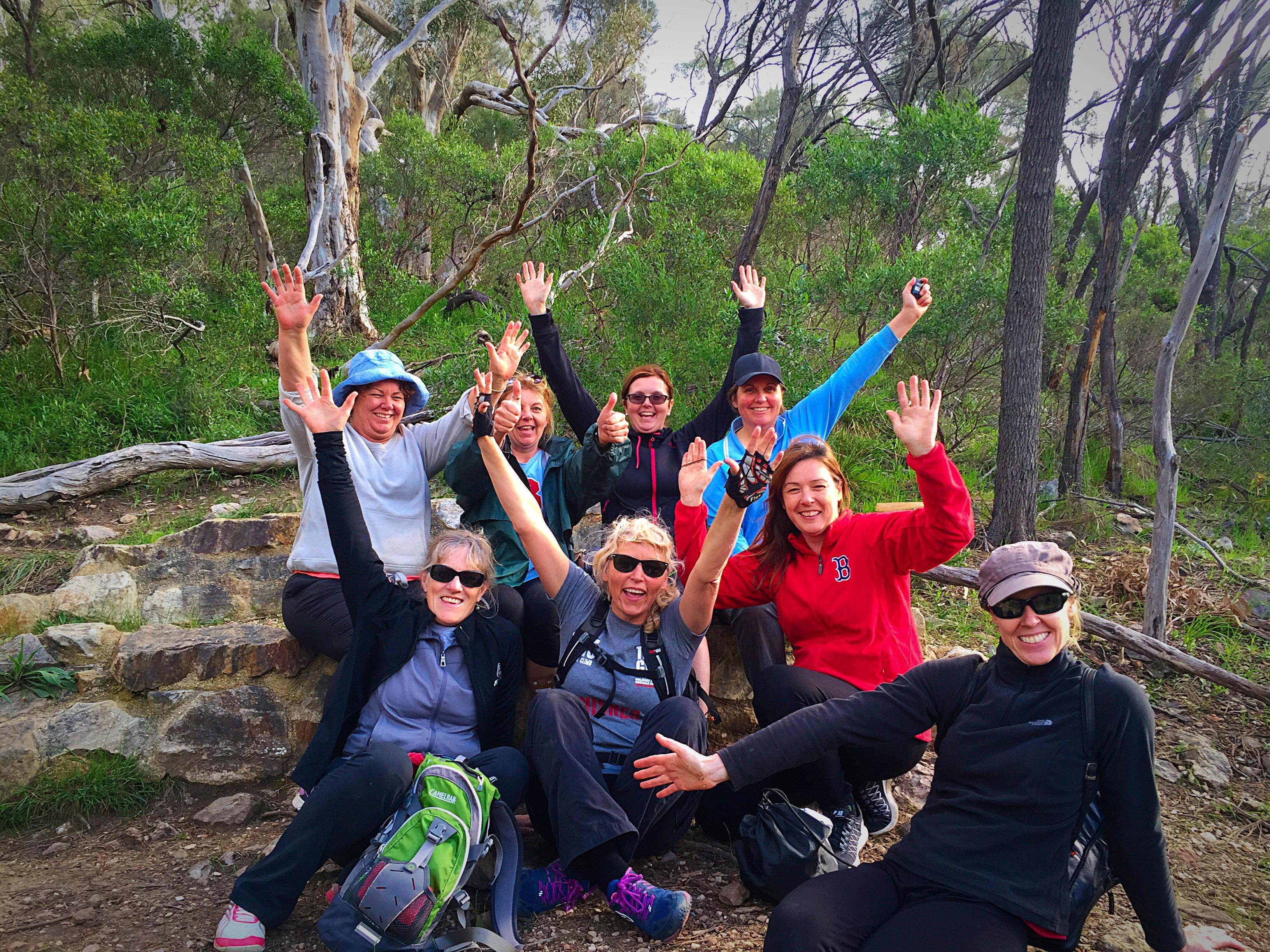 Rock Climbing Crew - Morialta SA