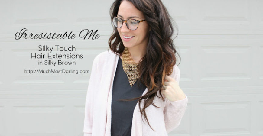 Irresistible Me Silky Touch Clip In Hair Extensions