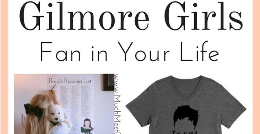 14 Gift Ideas for Gilmore Girls Fans