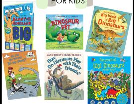 Best Dinosaur Books for Kids