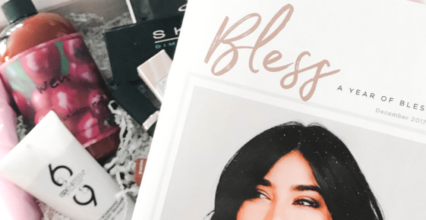 Bless Box: The best in beauty, health, style, and more!