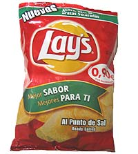 Oh, my Lays...
