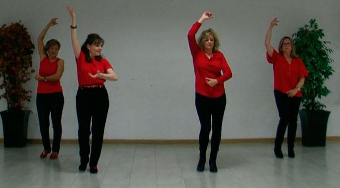 Baile en lnea Meneto la Gitana  Mucho Ms Que Baile