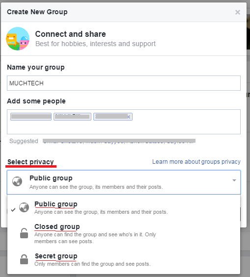 how to delete a group on facebook you created