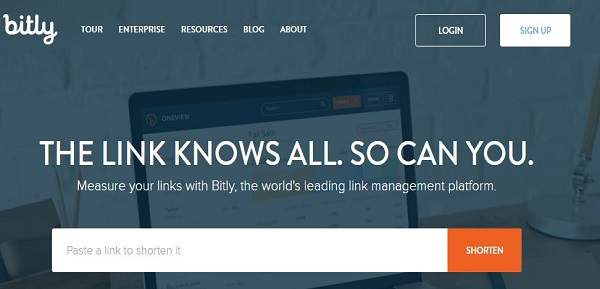 Bitly-example-of-social-media-management-tools