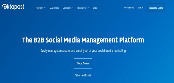 Oktopost-example-of-social-media-management-tools