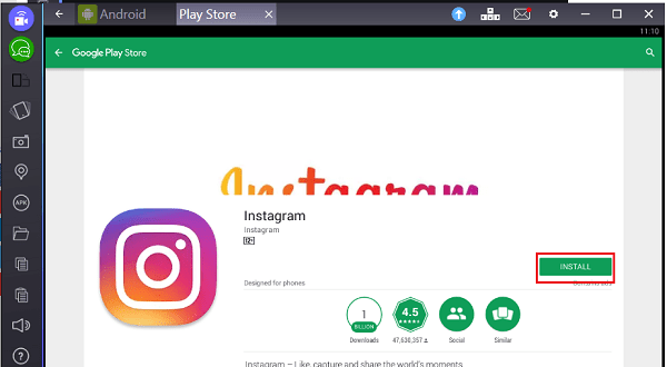 Install-Instagram-on-Computer
