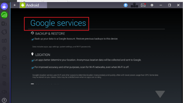agree-google-services