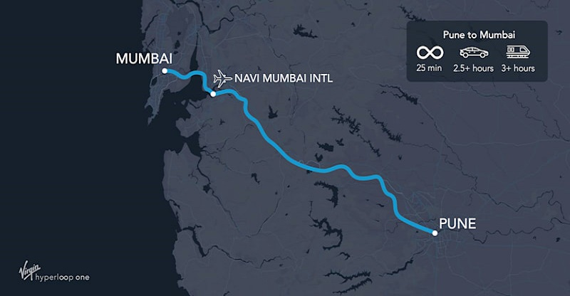 Mumbai to Pune in 25 Minutes: Narendra Modi and Richard Branson Reveals Hyperloop Plan