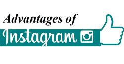advantages-of-Instagram