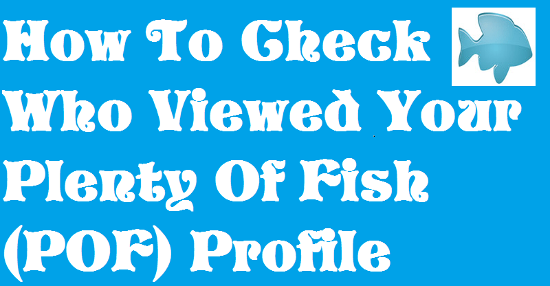 View without pof registering to how profiles All free