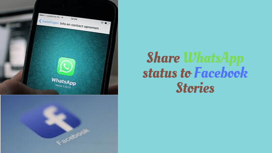 How To Share Your Whatsapp Status As Facebook And Instagram