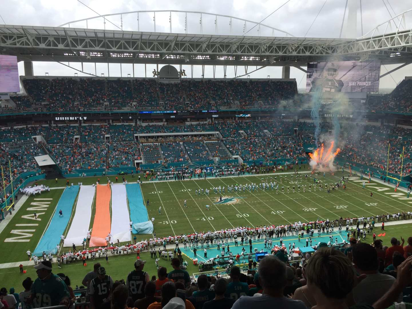 A Trip to Watch the Miami Dolphins – A UK Perspective