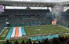 Players Entrance, Miami Dolphins