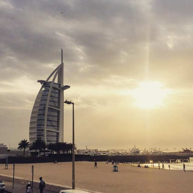 Collecting Avios to take you to the Burj Al Arab